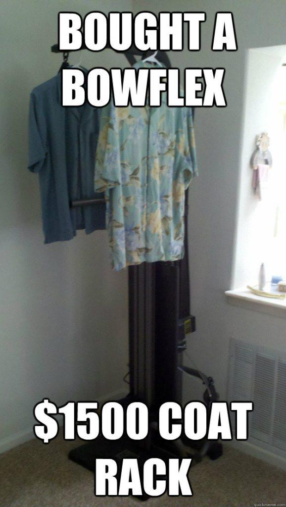 bowflex laundry