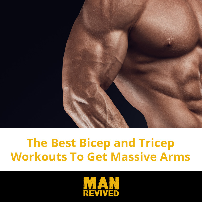 bicep tricep workouts header